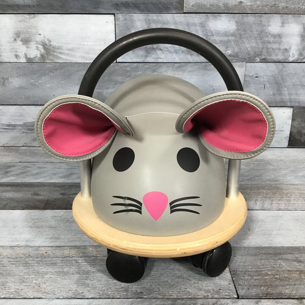 Wheely Bug Mouse Ride On Toy