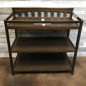 Child Craft London Flat Top Changing Table