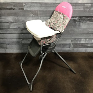 NEW Cosco Simple Fold High Chair in Lula