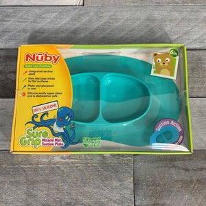 NEW Nuby Sure Grip Miracle Mat Section Plate