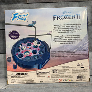 NEW Disney Frozen 2 Frosted Fishing Game
