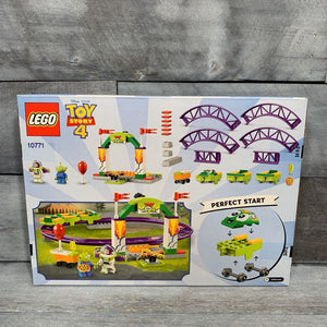 NEW Lego Disney Toy Story 4 Carnival Thrill Coaster 10771