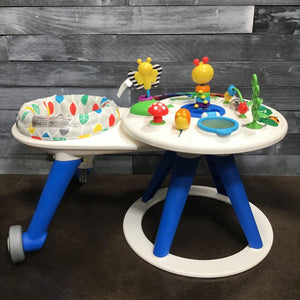 Baby Einstein Around We Grow 4-in-1 Activity Center