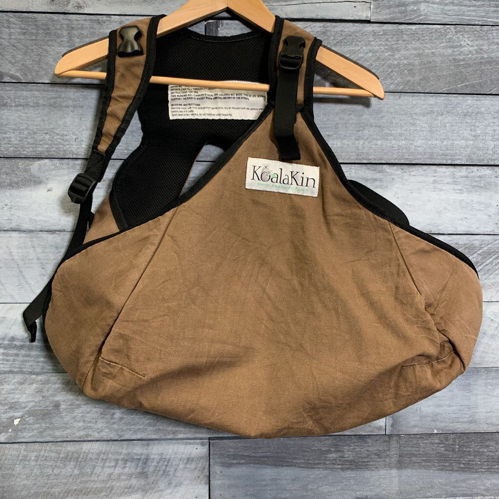 KoalaKin Hands-Free Breastfeeding Sling