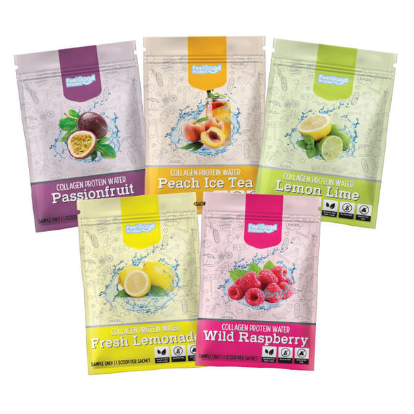 Feel Good Protein Water - Sample Pack