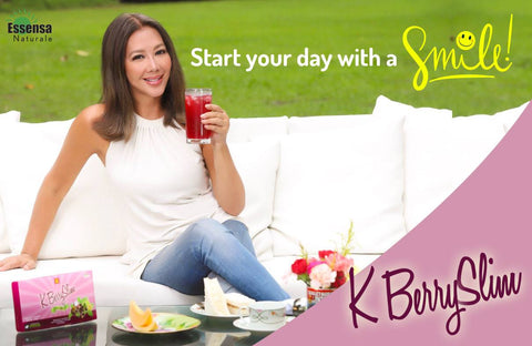 K Berry Slim by Korina Sanchez-Roxas - Organic-Potion.com