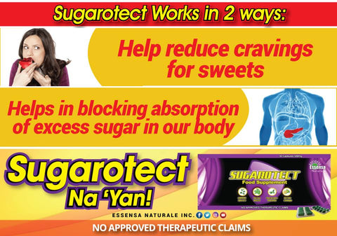 Sugarotect How It Works - Organic-Potion.com