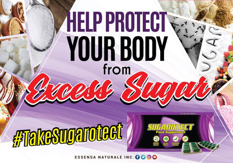 Sugarotect help protect your body from excess sugar - Organic-Potion.com