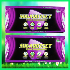 2 Boxes Sugarotect - Organic-Potion.com