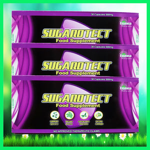 3 Boxes Sugarotect - Organic-Potion.com