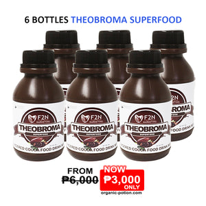 6 Bottles Theobroma Superfood - Organic-Potion.com