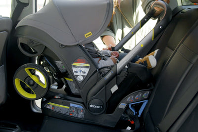 How Doona Provides The Highest Level of Newborn Car Seat Safety