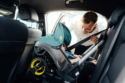 How to Find the Best Rear-Facing Car Seat