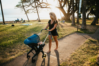 Doona: The Best Stroller and Car Seat to use after a C-Section