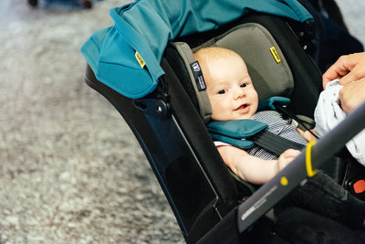Doona Stories: How Our Car Seat & Stroller Saved One Baby's Life