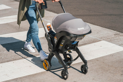 Top Ten Stroller Hacks Every Parent Should Know