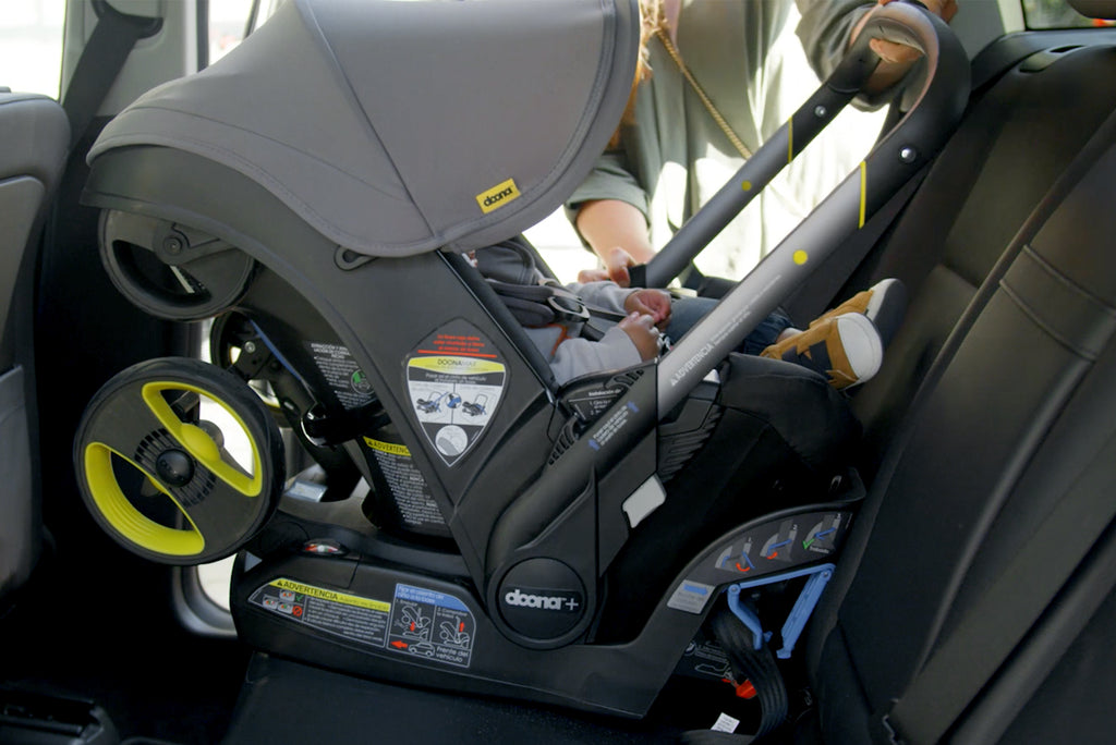 newborn car seat safety