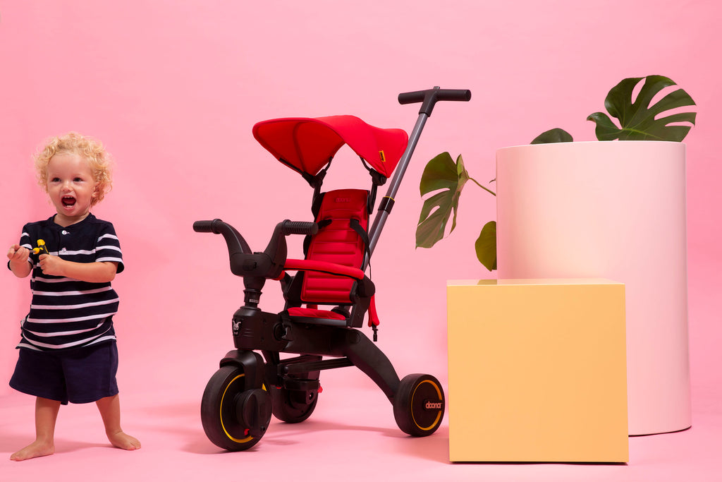 A Tricycle is the Perfect First Birthday Gift