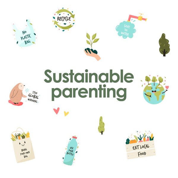 Tips for Sustainable Parenting