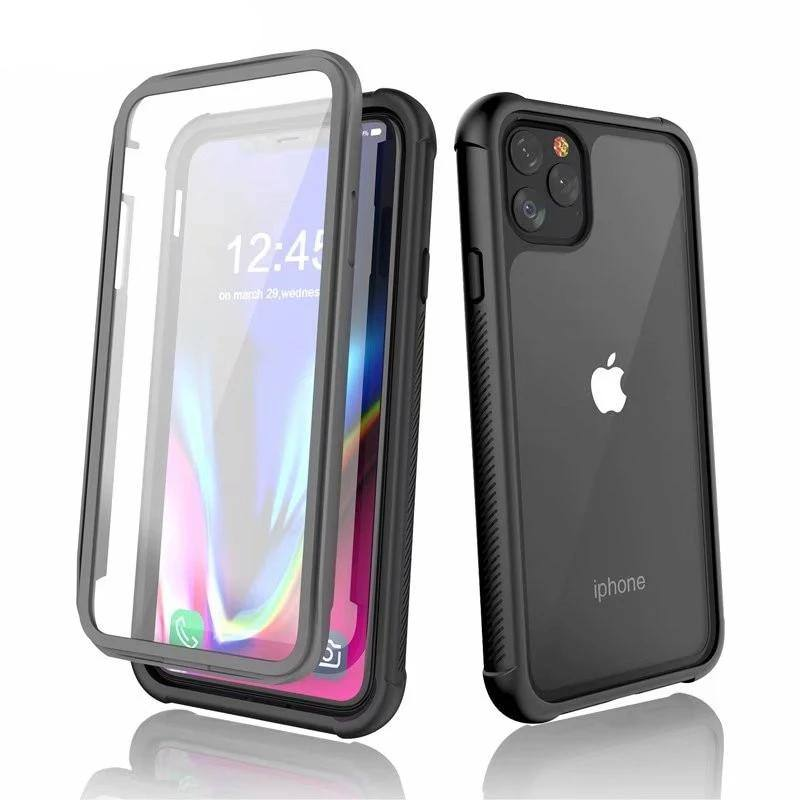 Max Protection | Full Body Phone Case for iPhone 11 Pro Max iPhone 11 11 Pro X XS XRcases - Kalsord