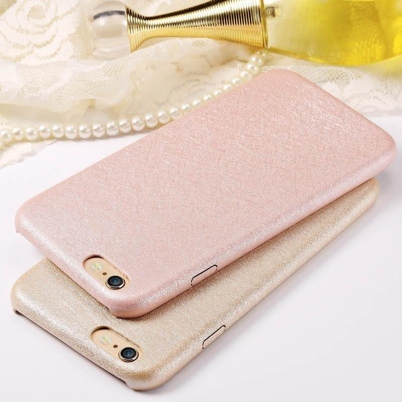 Luxury Ultra Thin PU Leather Case For iPhone 6 6Scases - Kalsord