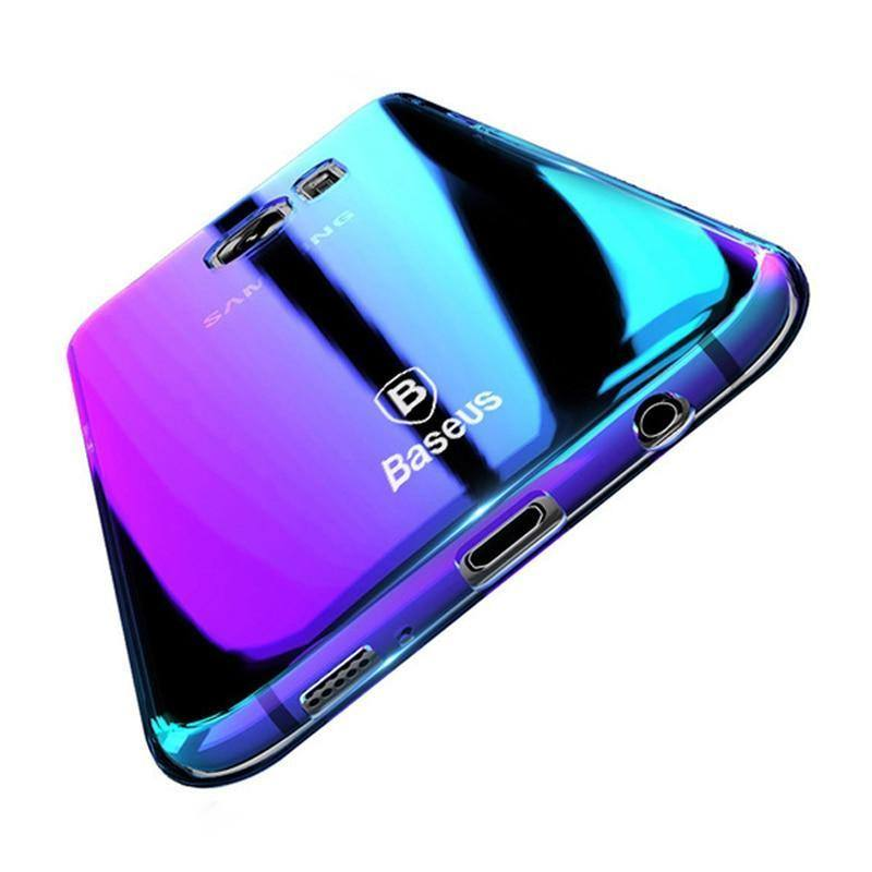 Aurora Gradient Case For Samsung Galaxy S9 S9 Pluscases - Kalsord