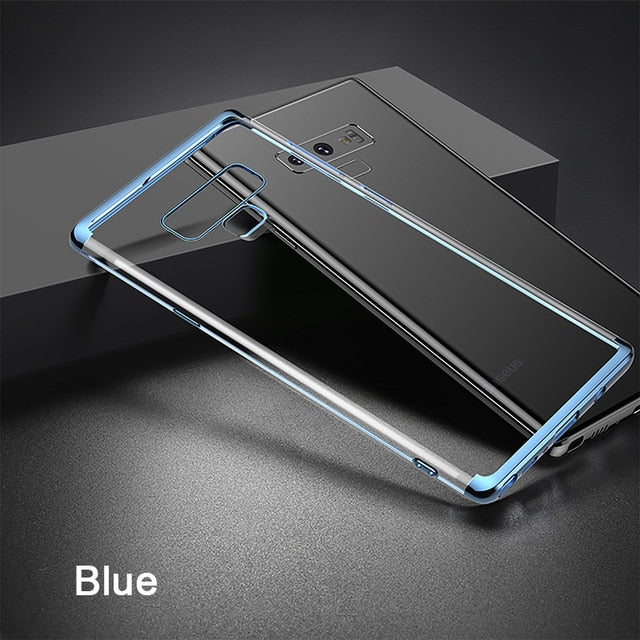 TPU Transparent Case For Samsung Galaxy Note 9cases - Kalsord