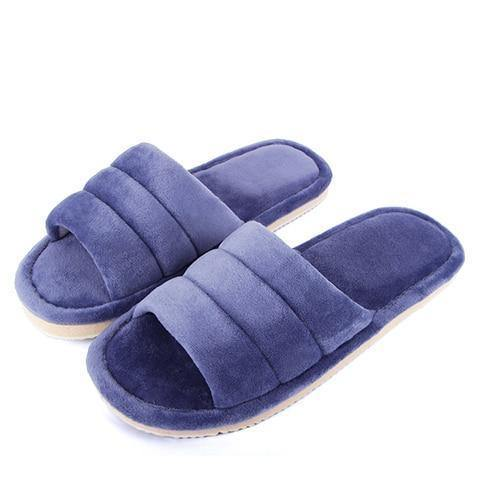 Women's Flock Indoor Slipper- 7 ColorsSlippers - Kalsord