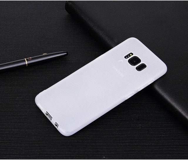 Simplistic Colorful Phone Case For Samsung S6 Edge S7 Edge S8 Plus S9 Plus s6 s7 s8 s9Cases - Kalsord