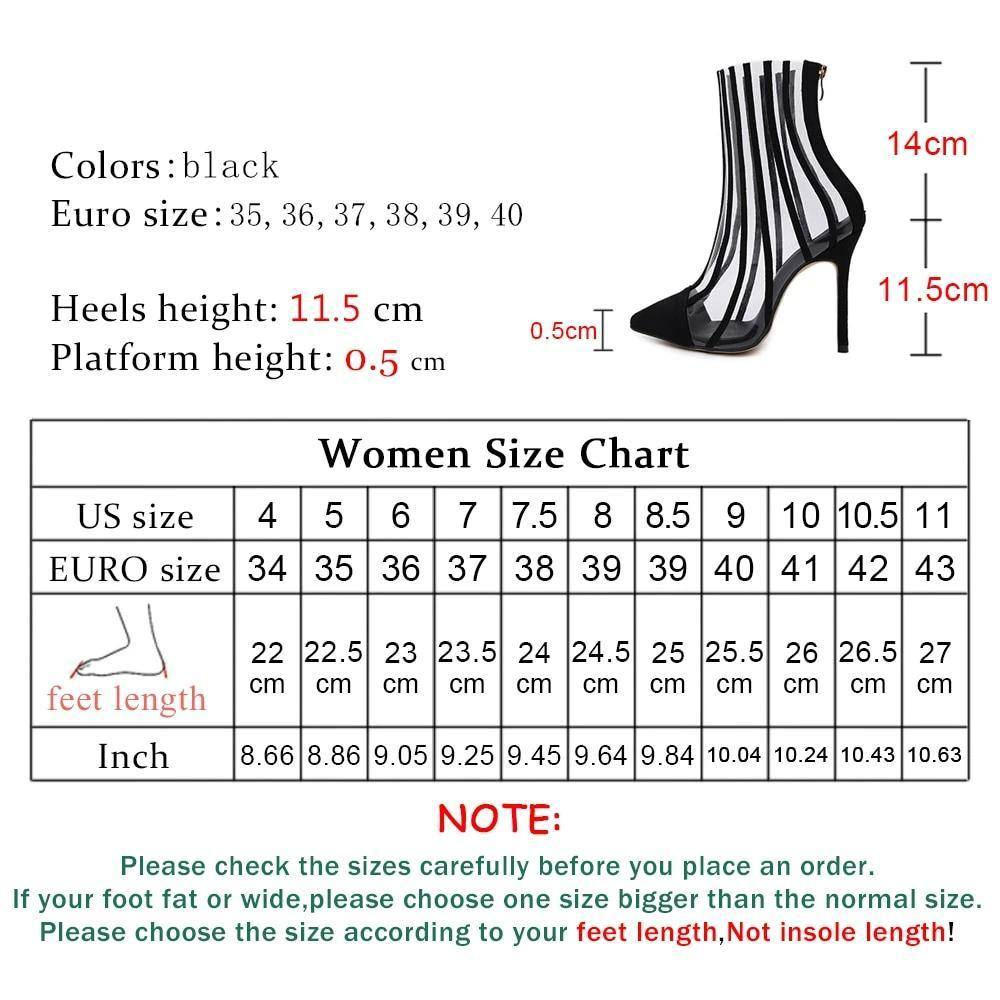Women/'s Zip-Up Ankle Boots Patent Leather Pointed Toe High Heel Shoes Sz US 2~10