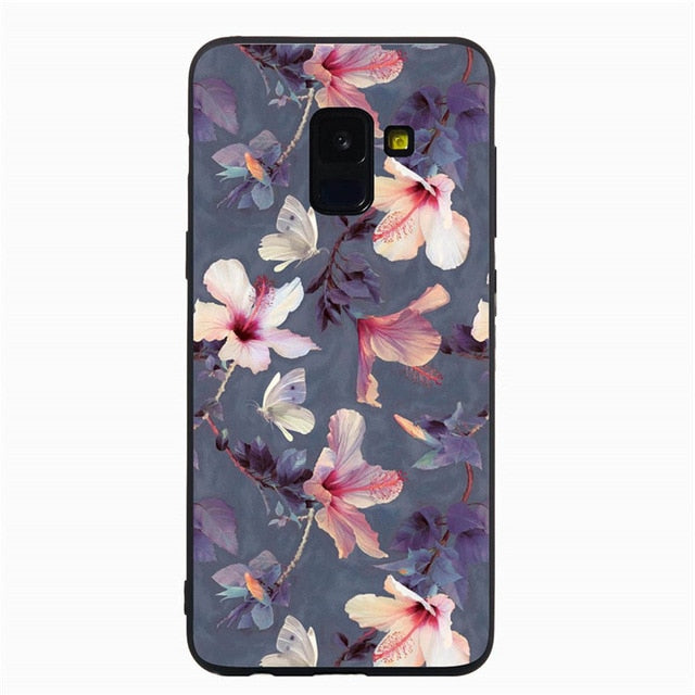 Multiple Designs Phone Case For Samsung S8 S9 Plus S6 S7 Edge Note 9 8Cases - Kalsord