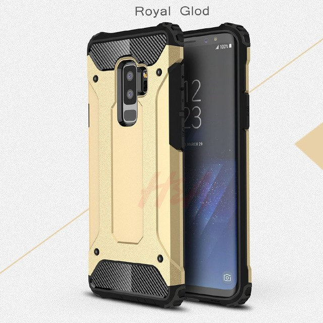 Shockproof Armor Case For Samsung Galaxy S9 S8 Plus Note 8 S7 Edge Note 9cases - Kalsord