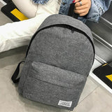 Women's Casual School | Travel Canvas Backpackbags - Kalsord