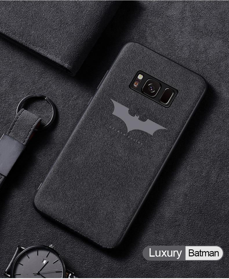 Marvel Batman | Alien Phone Case For Samsung Galaxy S8 S9 S10e Plus Note 9 8 S10 Pluscases - Kalsord