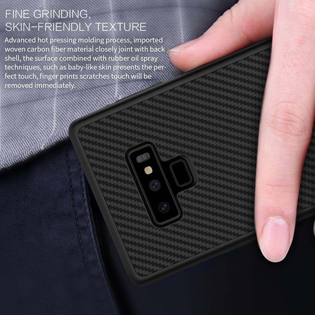 Carbon Fiber Case for Samsung Galaxy Note 9cases - Kalsord