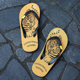 Men's Cool Design Summer Flip Flopsandals - Kalsord