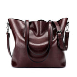 Women's Leather Large Vintage Tote | Shoulder Bagbags - Kalsord