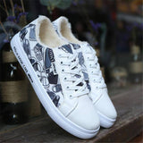 Men's Vulcanized Canvas Sneakers | Shoes W/ Warm Plush - Kalsord