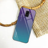Colorful Gradient Phone Case For Samsung Galaxy S10E S10 Plus A9 A8 A7 A6 J4 J6 J8 2018 Note9 8 S8 S9 PlusCases - Kalsord