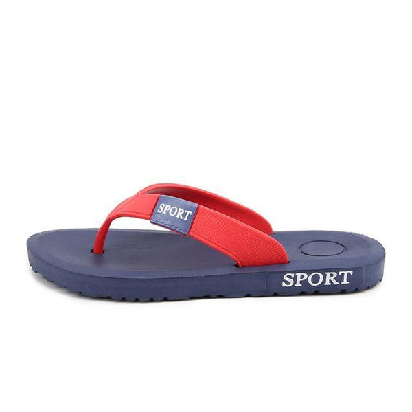 9e8b519f7 Men s Casual Summer Beach Flip Flop – Kalsord
