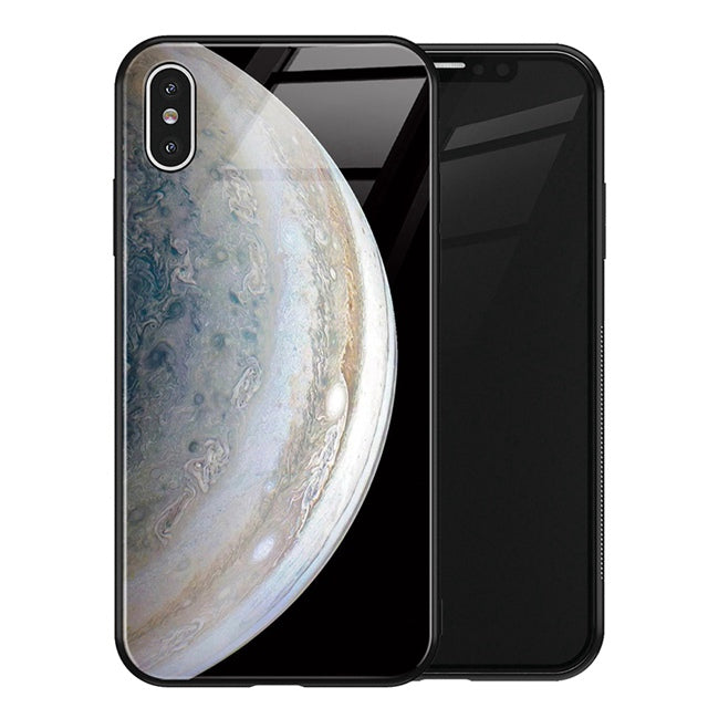 Luxury Space | Galaxy Cover Case for iPhone X XS MAX XR XS  7 8 Plus 6 6SCases - Kalsord