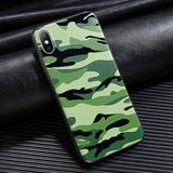Army Camouflage Phone Case For iPhone XS Max 7 Plus XR X 8 7 6 6S PlusCases - Kalsord