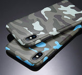 Cool Army | Camouflage Phone Case For iPhone 7 8 Plus X 8 7 6 6S PlusCases - Kalsord