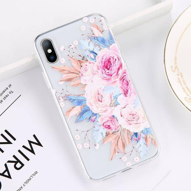 3D Green Leaf | Cactus | Flowers Floral Phone Case/Cover For iPhonecases - Kalsord