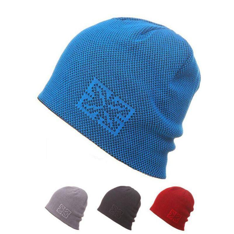 Warm Winter Snowboard/Skiing/Skating Knitted Beanie For Men & Women - Kalsord