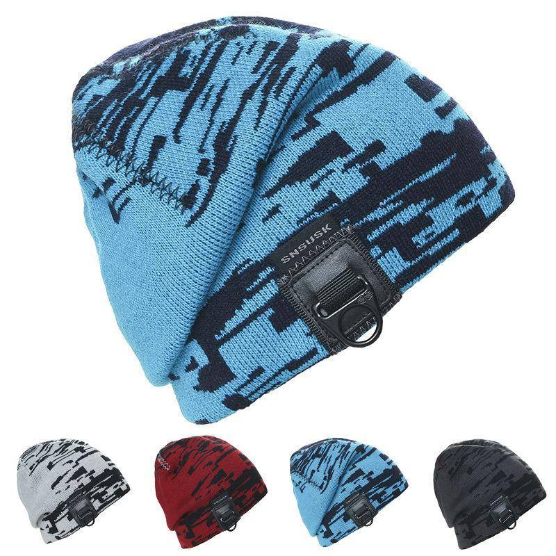 Winter Knitted Beanie For Men Women- 4 Colors - Kalsord