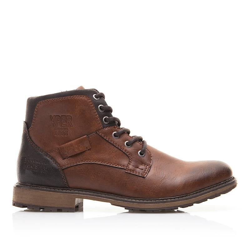 Men's Winter Big Size 40-48 Ankle Boot - Kalsord