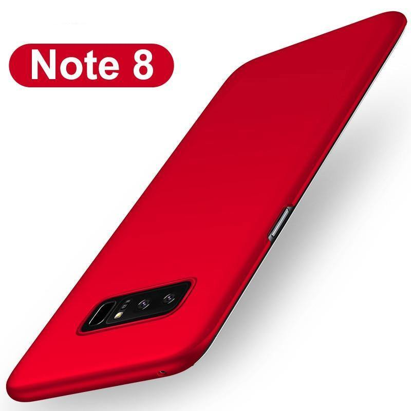Plain Colored Case For Samsung Galaxy Note 8Cases - Kalsord