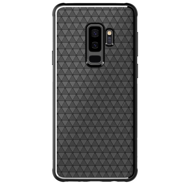 Textured TPU Case For Samsung S9 S9 Pluscases - Kalsord