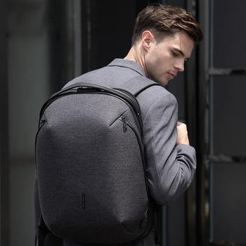 Minimalist  Backpack Fit 15 inch Laptop USB Recharging/Anti-Theft Multi-layer Space | Travel Bag